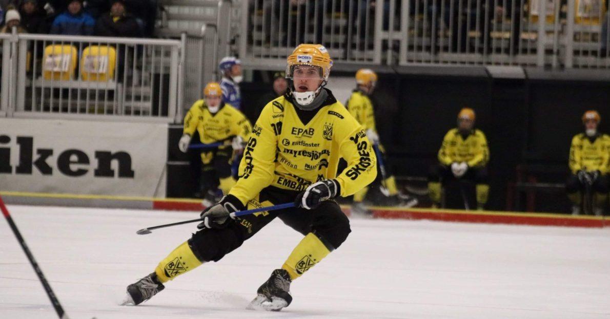 Vetlanda, Vetlanda BK, IFK Motala, Tobias Nyberg