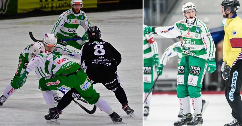 VSK, Västerås, SAIK, Sandviken, Simon Jansson