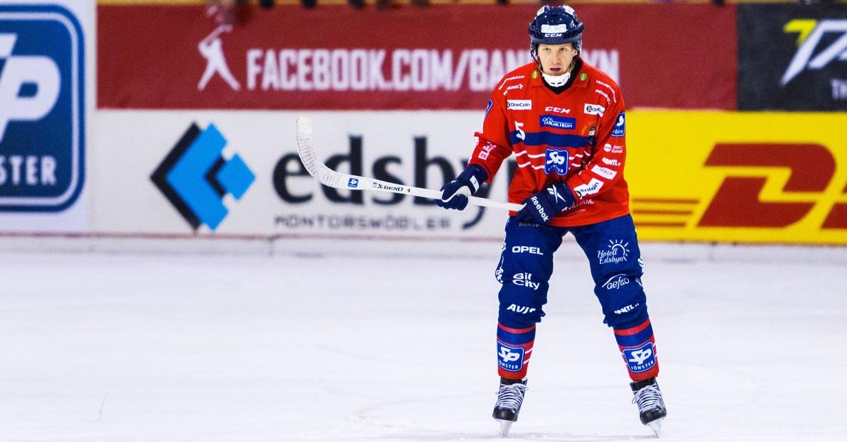 Fredrik Åström, Edsbyn, comeback