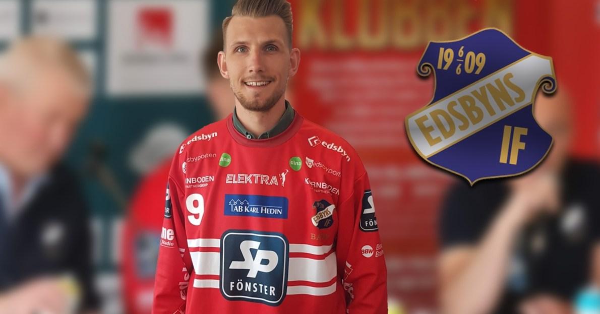 Simon Jansson, Edsbyn, landslagsstjärnan, mittfältsstjärnan, 28-åringen