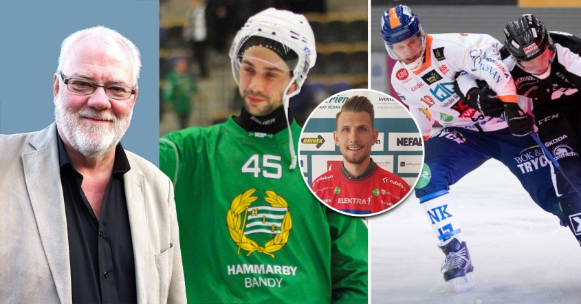 """bandyns """"Silly Season"""", Silly Season, Anderstedt: Stjärnklipp av Edsbyn — men var landar Nilsson och Fagerström?, Kjell Anderstedt, krönika"""