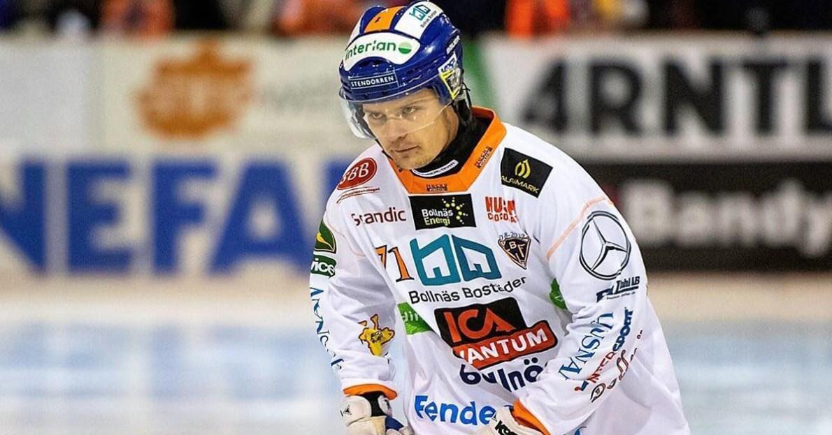 Kasper Milerud, Bollnäs