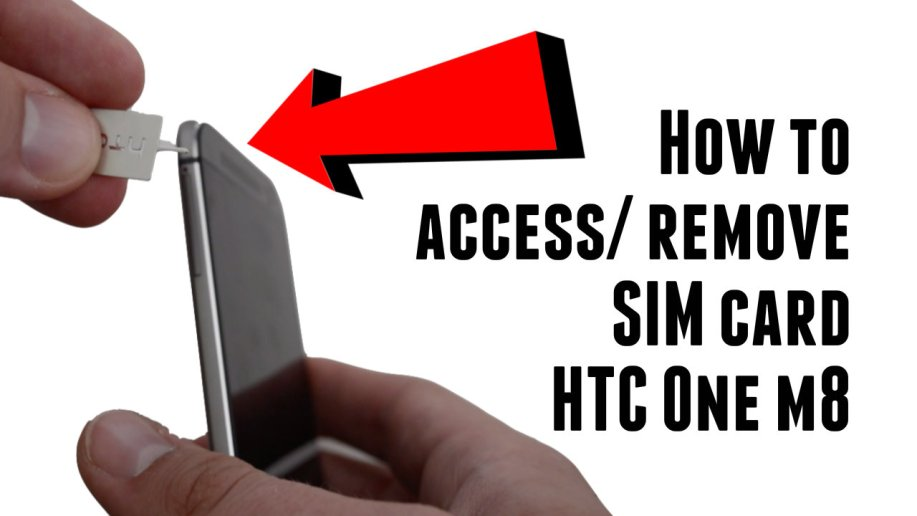 how to take out sim card from iphone 4 how to access and remove sim card on the htc one m8 bane 1510