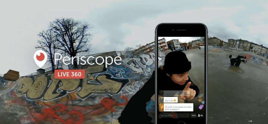 Periscope 360