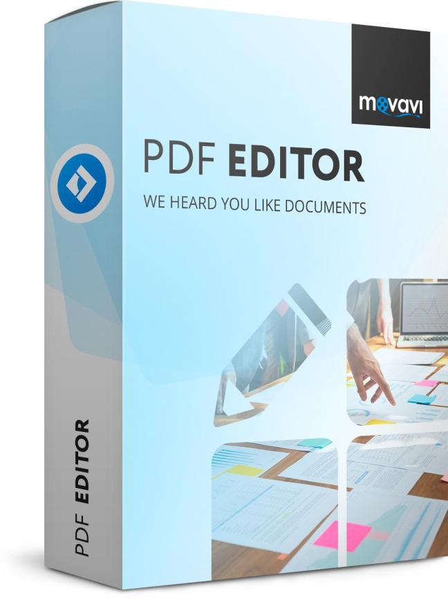 PDF File Editing
