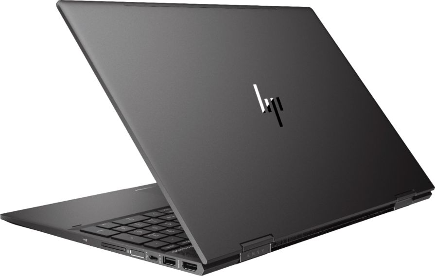 HP Envy x360 laptop features and availability