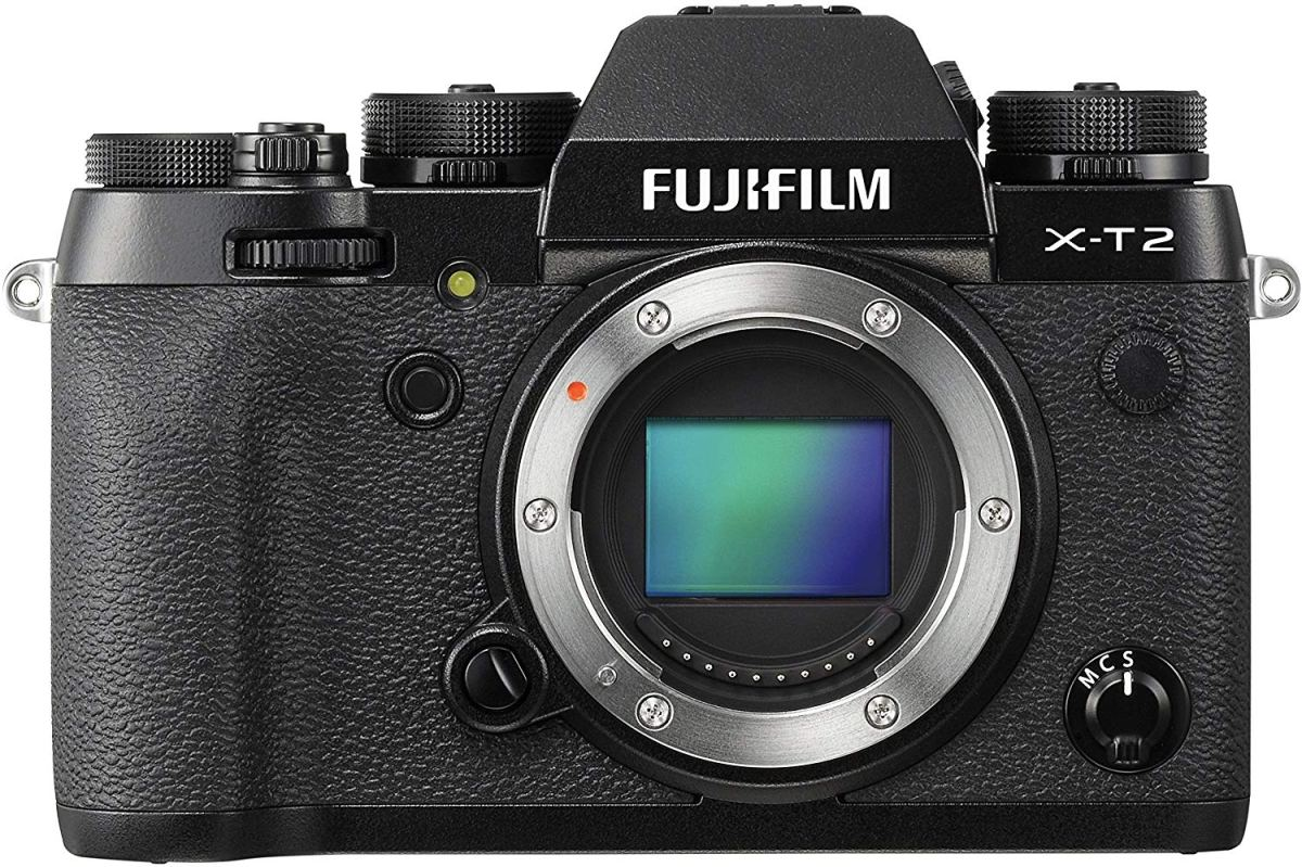 48% off Fujifilm X-T2 Mirrorless Digital Camera (Body Only)