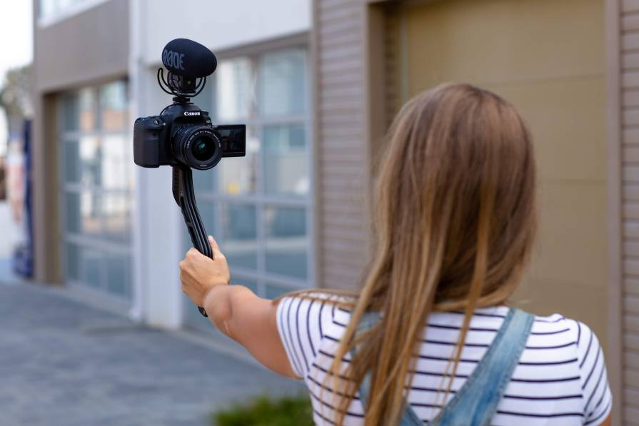 SwitchPod - Perfect tripod for vlogging