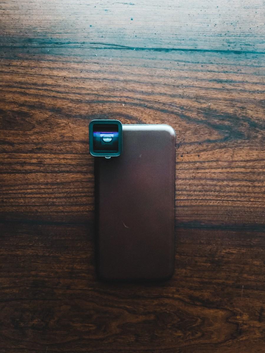 Nomad Rugged Case for Moment lens