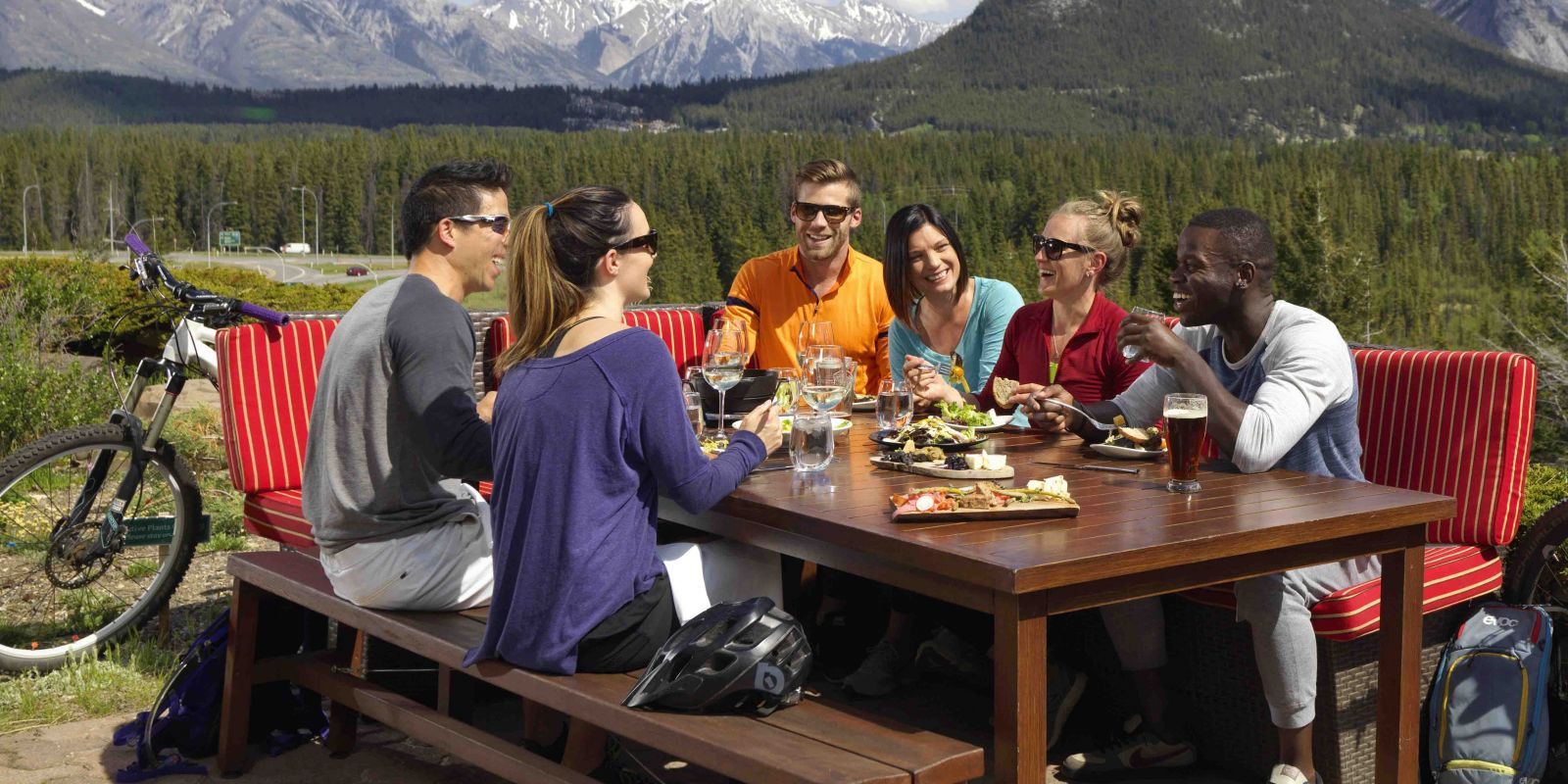 Taste Adventure Banff & Lake Louise Tourism