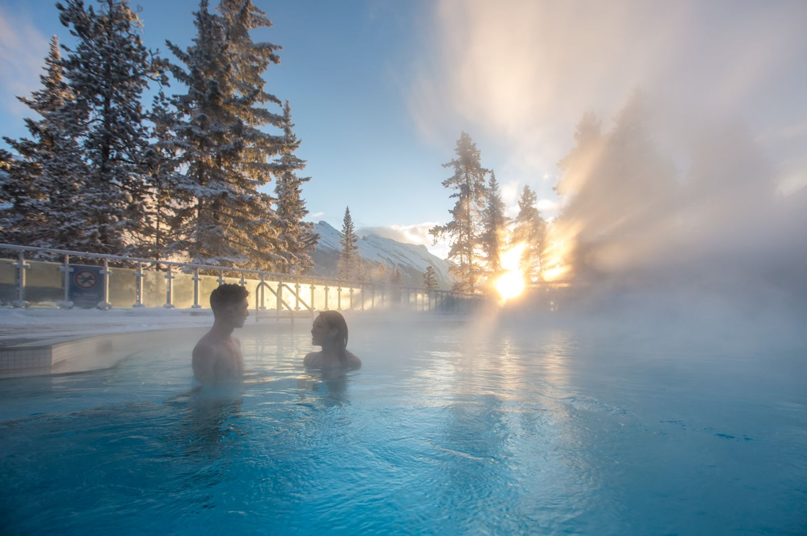 Complete Guide Hot Springs And Spas In Banff
