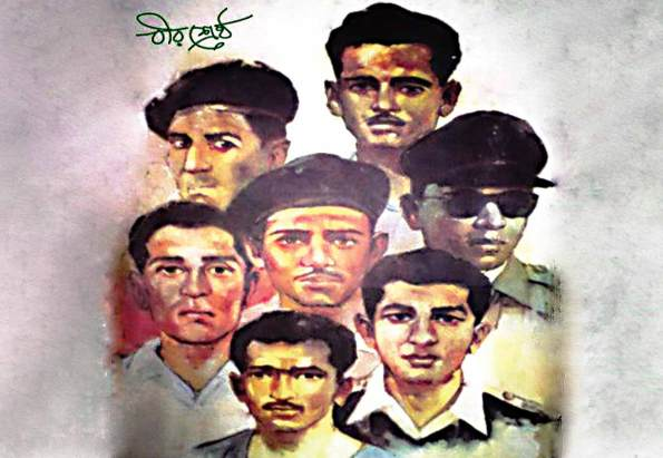 Bir Sreshtho-The Seven Most Valiant Heroes