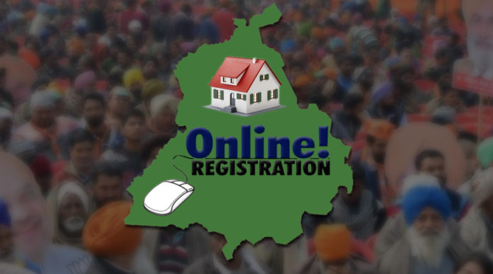 online property registration