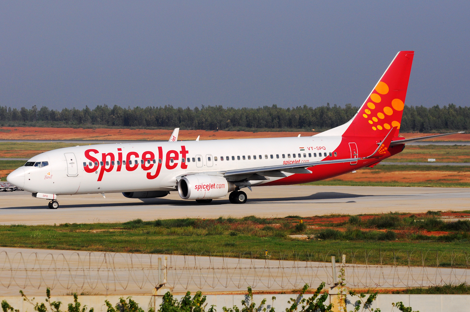 Spicejet Ticket Booking