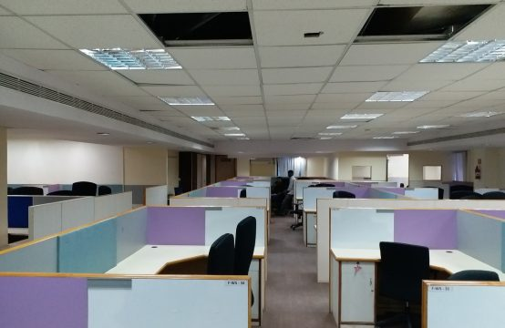 Plug and Play Office Space in Bangalore, Brigade road, 2400sqft