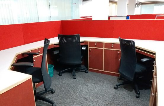 Plug and Play Office Space in Bangalore, Infantry Road,3750 sqft
