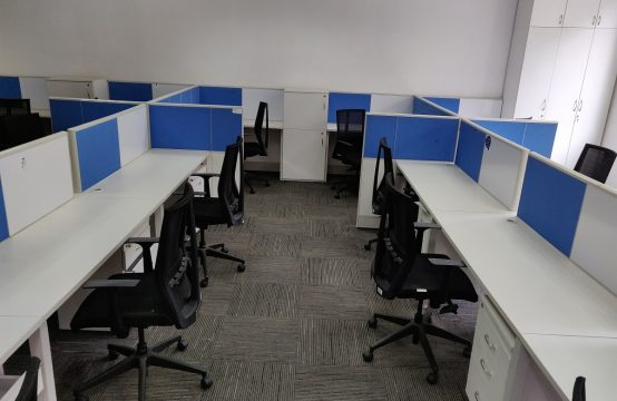 Plug and Play Office Space in Bangalore, Brigade road, 4000sqft
