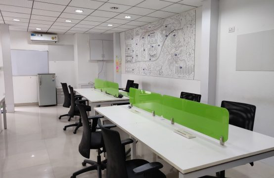 Plug and Play Office Space in Bangalore, Brigade road, 2450sqft
