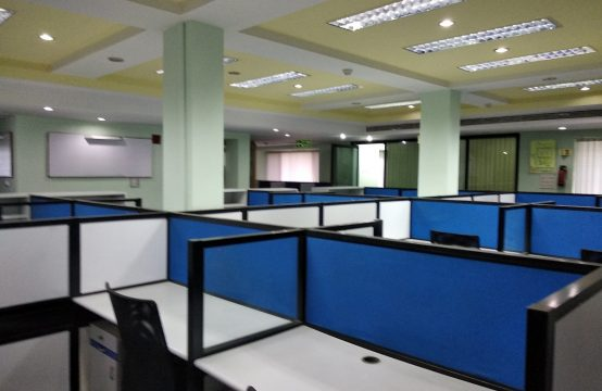 Plug and Play Office Space in Bangalore, Brigade road, 1200 sqft