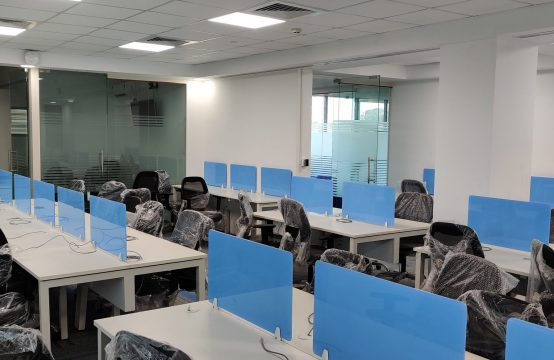 plug and play office space in Indira nagar Bangalore 3500 sqft