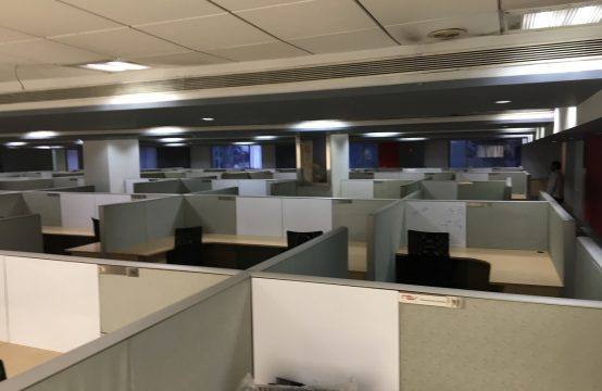 Plug and Play Office Space in Bangalore, Residency Road, 13500sqft