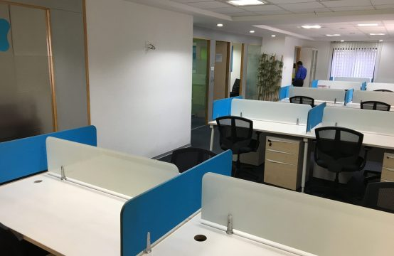 Plug and Play Office Space in Bangalore, M G Road, 2300sqft