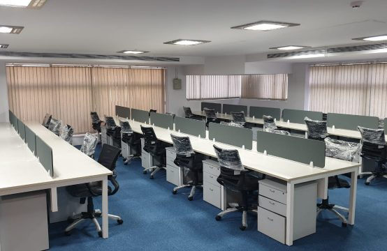 Plug and Play Office Space in Bangalore, Infantry road, 4250 sqft
