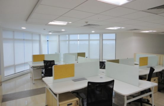 Furnished Office Space in Bangalore MG Road 3500 sqft