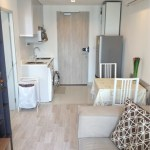 Ideo Mobi Rama 9 – Bangkok condo for rent | 3 mins walk to Phra Ram 9 MRT & Central Plaza shopping center