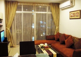 Klangkrung Resort – condo for rent in Din Daeng, Bangkok | 1.2 km. to Thailand Cultural Center MRT