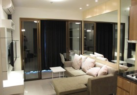 Ideo Sathorn Taksin – condo for rent in Khlong San, Bangkok | close to Krung Thonburi BTS, supermarket & convenience store