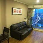 Lumpini Park Riverside Rama 3 – condo for rent in Yannawa, Bangkok | 7 mins walk to Wat Dokmai BRT bus station