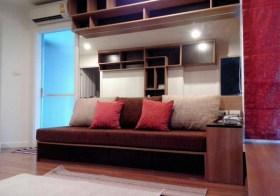Lumpini Park Riverside Rama 3 Bangkok – Yannawa apartment for rent | 20 mins by BRT bus to Sathorn-Silom