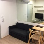 Ideo Sathorn Thapra – condo for rent in Thon Buri, Bangkok | 350 m. to Pho Nimit BTS | close to supermarket, cafe & eateries