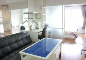 Lumpini Suite Pinklao – condo for rent in Bang Phlat Bangkok, 2 km. to Thammasat university