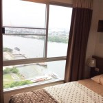 Lumpini Park Riverside Rama 3 – Bangkok condo for rent | 650 m. to Wat Dokmai BRT | nice river view