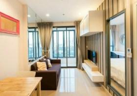 Ideo Mobi Rama 9 – Bangkok condo for rent | steps to Phra Ram 9 MRT | bright open view