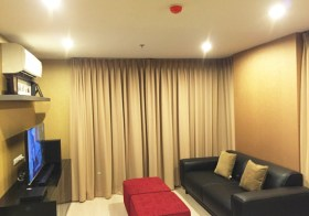 Rhythm Sathorn Narathiwas – Bangkok apartment for rent | quick walk to Sathorn BRT & Chong Nonsi BTS | unobstructed city + river view