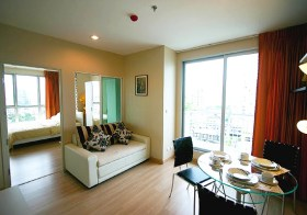 Life @ Sathorn – Bangkok apartment for rent | 5 mins walk to Chongnonsi BTS | unobstructed city view