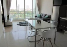 Eight Thonglor Residence – condo for rent in Sukhumvit, Bangkok | 1 km. to Thonglor BTS | beautiful city view | sunny and airy