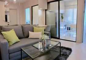 Life Sukhumvit 48 – Bangkok condo for rent | 600 m. to Phra Khanong BTS | north facing + open city view | fully furnished with washer