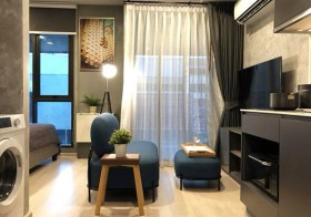 Venio Sukhumvit 10 – Bangkok condo for rent | 700-800 m. to Nana-Asoke BTS | corner unit | quiet, residential location