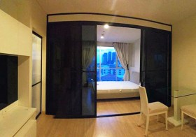 Life @ Ladprao 18 – Bangkok condo for rent | 3 mins walk to Ladprao MRT | closed kitchen | fully furnished with washer