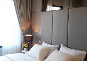 Life Asoke – condo for rent near Phetchaburi MRT & airport link   north facing + bright city view   washer/dryer in unit