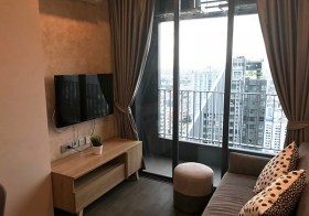 Ideo Q Siam Ratchathewi – condo for rent near Ratchathewi-Phayathai BTS | 550 m. to The Platinum fashion mall Pratunam