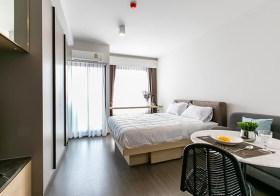 Ideo Sukhumvit 93 – Bangkok condo for rent | 3 mins walk to Bang Chak BTS |gym/pool/garden/convenience store