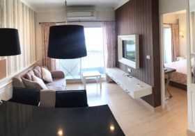 The Seed Memories Siam – condo for rent near Siam-National stadium BTS | fitted kitchen + bathtub + washer