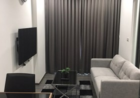 The Rich Sathorn-Taksin – Bangkok condo for rent |  3 mins walk to Wongwian Yai BTS | 10 mins train ride to Sathorn-Silom