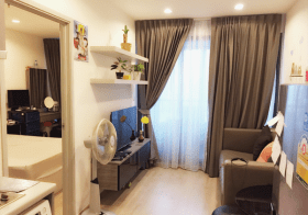 Ideo Wutthakat – Bangkok condo for rent | 2 mins walk to Wutthakat BTS | on-site gym, swimming pool, co-working space