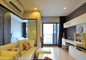 Urbano Absolute Sathorn-Taksin – Bangkok condo for rent |  350 m. to Krung Thonburi BTS | unobstructed view | short walk to restaurants & supermarket